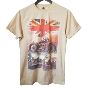 United Colors of Benetton men's graphic t-shirts